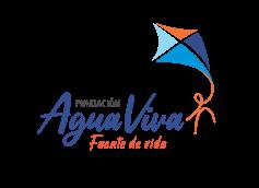 Logo de la Fundación Agua Viva