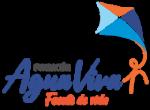 Fundación Agua Viva #RespiraAguaViva Logo